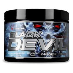 HI TEC BLACK DEVIL 240 kaps