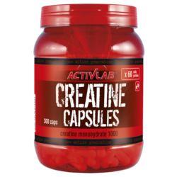 ACTIVLAB CREATINE CAPSULES 300K