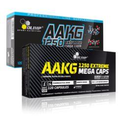OLIMP AAKG 1250G EXTREME 120 K ARGININA