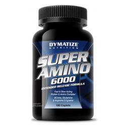 DYMATIZE SUPER AMINO 6000 - 180 KAPS