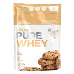 IRON HORSE 100% PURE WHEY 2000G COOKIES