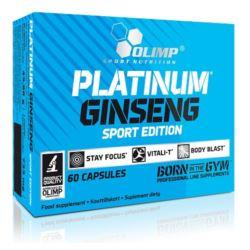 OLIMP PLATINUM GINSENG SPORT EDITION 60 KAP