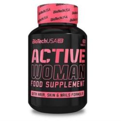 BIOTECH USA ACTIVE WOMEN 60 TAB ( FOR HER)