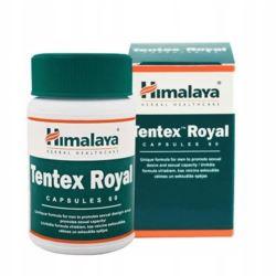 HIMALAYA TENTEX ROYALE 60 CAPS