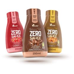 OLIMP ZERO SAUCE 250ML SOS PET double chocolate