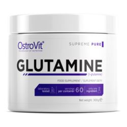 OSTROVIT L-GLUTAMINE 300G CYTRYNA